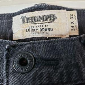 Lucky Brand Triumph 361 Vintage Straight jeans
